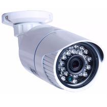 Câmera Infra Ahd Ir Cut 36 Leds 1.3 Mega Hd Segurança Chuva CFTV Digital - Jortan