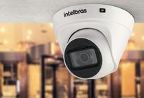 Câmera infra ip dome 4 megapixel vip 1430 d - intelbras -