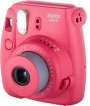 Câmera Instantânea Fujifilm Instax Mini 8 - Framboesa -