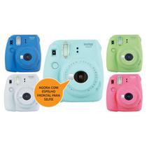 Câmera instantânea Fujifilm Instax Mini 9 - Fujifilm*