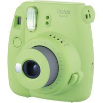Câmera Instantânea Fujifilm Instax mini 9 VERDE LIMA -