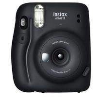 Câmera Instantânea Instax Mini 11 Fujifilm Grafite - 705065897 -