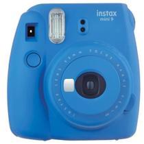 Câmera Instantânea Instax Mini 9 Azul Cobalto - Fujifilm -