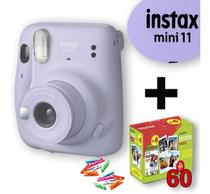 Câmera Instax Mini + Filme 60 poses - Fuji Film