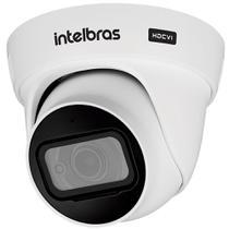 Câmera Intelbras VHD 5820 D 4K Dome Ultra HD 2160p Lente 2.8mm HDCVI 4K Menu OSD 20m IR - 456151 -