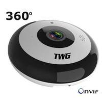 Camera inteligente 360 ip 2.0 wifi onvif twg cam 5706 -
