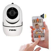 Câmera Inteligente IP Wifi Robo 1 Mp 720p Tw9105 Rb - Twg -