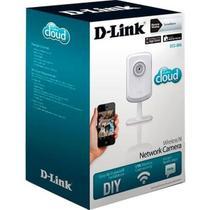Camera Ip de Monitoramento D-link Wireless Dcs-930l -