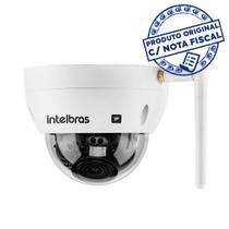 CÂMERA IP DOME INTELBRAS VIP 3430 D W WIFI 4 MEGAPIXELS 30 METROS LENTE 2.8MM 106º -