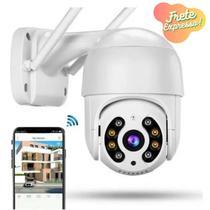 Camera IP Externa de Segurança Wifi 360 HD Speed Dome 1080p - La Vie Presentes