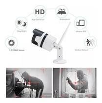 Câmera Ip Externa Yoosee Ip66 Prova D'agua Wifi 1080p Yyp2p - Eks