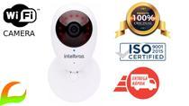 Câmera Ip Intelbras Ic3 Mibo Wifi Hd 720p Micro-sd - Intelbrás