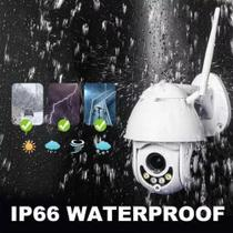 Câmera Ip Wifi A Prova D'água Ip66 externa - Wifi Smart