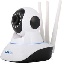 Câmera Ip Wireless Com Visão Noturna Luatek Lkw-1310 -