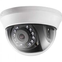Camera Mini Dome Hikvision Turbo HD 4.0 720p 2.8MM 20M Infravermelho - DS-2CE56C0T-IRMM