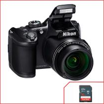 Câmera Nikon Coolpix B500 -