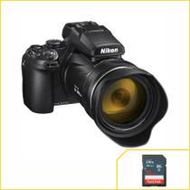 Câmera Nikon COOLPIX P1000 Zoom ótico 125x Wi-Fi -