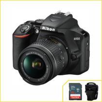 Câmera Nikon D3500 Kit 18-55mm 24.2MP -