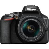Câmera Nikon D3500 Kit 18-55mm f/3.5-5.6 G VR -