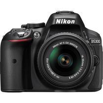Câmera Nikon D5300 Kit 18-55mm f/3.5-5.6 G VR -