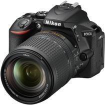 Câmera Nikon D5600 kit Lente AF-P DX 18-140mm VR -