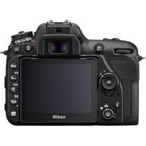 Câmera Nikon D7500 4k Com 18-140mm F/3.5-5.6g Ed Vr -