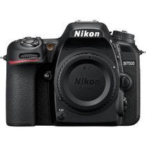 Câmera Nikon D7500 DSLR (somente corpo) -