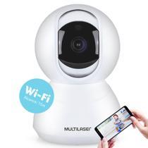 Câmera Robô Inteligente IP Wi-Fi Full HD Controle de Movimento e Auto Tracking Liv SE221 Multilaser - Liv Multilaser