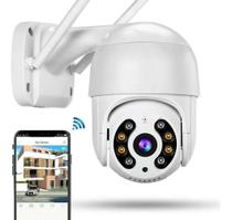 Câmera Segurança Smart Ip Wifi Icsee Mini Dome A8 - Tipo