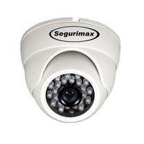 Câmera segurimax dome 4 em 1 hd (1.0mp  720p  2.8mm  plástico) -