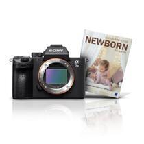 Câmera Sony Alpha a7III Mirrorless (Corpo) -