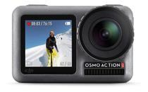 Câmera Sportiva Dji Osmo Action 4k Ac001 Bateria 1300mAh - Preto -