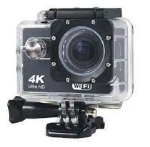 Câmera sports 4k ultra hd dv wi-fi portátil zem 2.0 lcd -