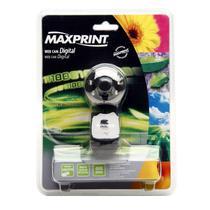 Câmera WebCam Digital 60290-2 Maxprint -