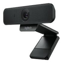 Camera Webcam Logitech C925 Hd 1080p C/ Micro Pronta Entrega -