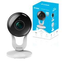 Câmera Wi-Fi D-Link Full HD 1080p Campo de Visão 140º  Visão Noturna - DCS-8300LH -