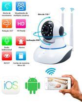 Camera WIFI Para Monitorar Pet C/ Audio E Aplicativo Celular Yoosee - Imp