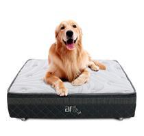 Caminha Box Pet Para Cachorros E Gatos + Lençol Impermeável 100x100cm Bf Colchões