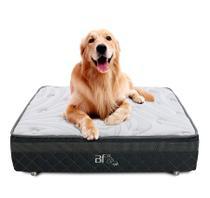 Caminha Box Pet Para Cachorros E Gatos + Lençol Impermeável 100x100cm - Bf