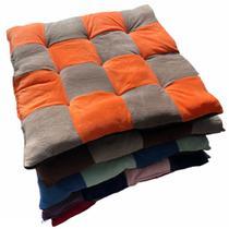 Caminha para Cachorros Grande G de manta soft  Macia  - colorida - Daritex Enxovais