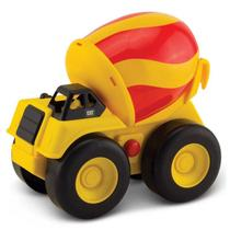 Caminhão Betoneira Caterpillar Preschool Lighting - DTC 3645 -