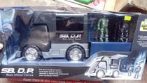 Caminhão brinquedo força tatica -
