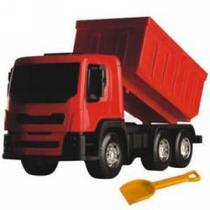 Caminhão Brutale Basculante Com Pá - Roma Jensen