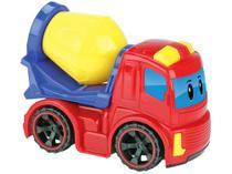 Caminhão de Brinquedo Construck Fricção - Mitro