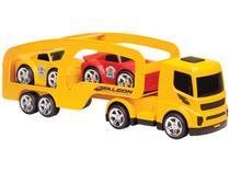 Caminhão de Brinquedo Falcon Cegonheira - Usual 3 Peças