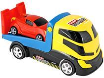 Caminhão de Brinquedo Guincho Roda Livre - Xplast com Acessórios