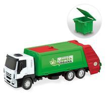 Caminhão Iveco Hiway Coletor 342-Usual -