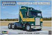 Caminhao Kenworth K-100 Aerodyne 2514 - REVELL -