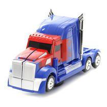 Caminhão Optimus Prime Robot Super Change Transformers - Brinquedos