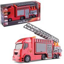 Caminhão pollux bombeiro silmar -